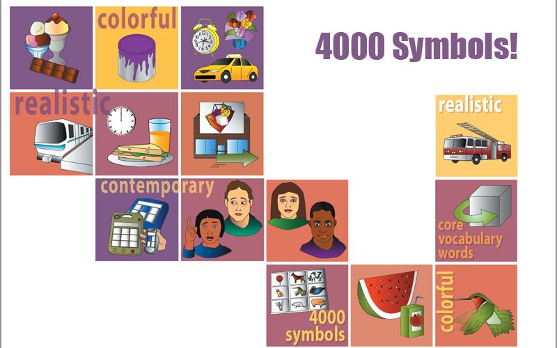 Assez Imagine Symbols : une banque de 4000 pictogrammes – Pontt KR96