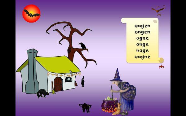 Jeux de lecture de logatomes 3 pontt - Jeux de sorciere potion magique gratuit ...