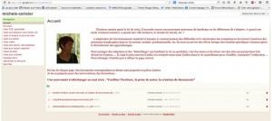 blog Michèle cerisier