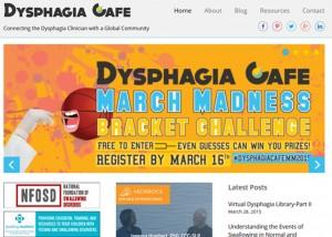 dysphagia café