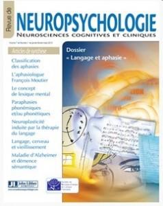 neuropsychologie aphasie
